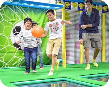 Football Play Zone - Happy Planet