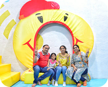 Happy Families @ Happy Planet